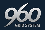 We use the 960.gs css grid for our projects